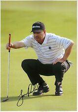 Loren Roberts - Signed 12x8 Photograph - Golf