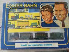 Tren EGGER-BAHN, H0 9mm mod.5002