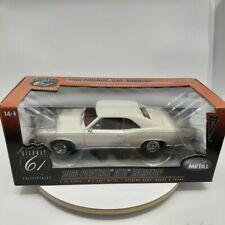HIGHWAY 61 1966 PONTIAC GTO HARDTOP-1/18 DIECAST