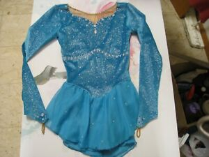 Sharene Girl ice skating dress Size AXS or CL