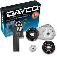 Dayco Serpentine Belt Drive Component Kit for 2005-2016 Honda Odyssey 3.5L yp