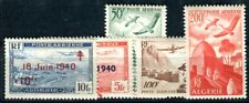 ALGERIE 1947 Yvert PA 7-11 ** POSTFRISCH (F3505