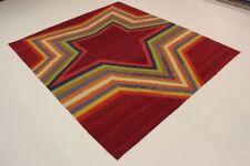 Alfombras persas color principal rojo 100% lana