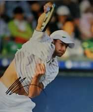 Andy Roddick Hand Signed 8x10 Photo W/Holo COA