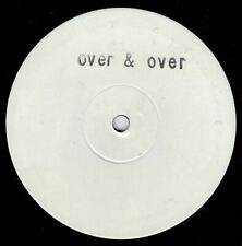 """VARIOUS-over & over   12""""  4 track EP (hear)  soul  Michael cooper, lissie"""