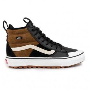 Vans Sk8-Hi MTE 2.0 DX Dirt True White Shoes Boots VN0A4P3ITUH New W/Box Men's