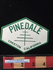 PINEDALE CRESTON CALIFORNIA PATCH Welsh Ponies / Horses Not Sure 62E4