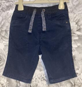Boys Age 4-5 Years - Navy TU Sainsbury's Shorts