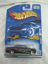 Hot Wheels 2001 Ltd Edition Series Shoe Box Purple Mint In Card