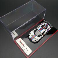 ScaleMini 1:64 Scale Ferrari 458 Martini LB Works Limited Car Model New in Box