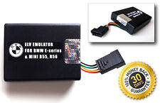 BMW & MINI ELV Steering wheel LOCK Emulator for CAS, Repair FIX Lenkradsperre