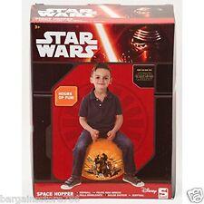 Star Wars Space Hopper The Force Awakens Inflatable Disney Children Kids