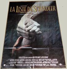 Original movie posterAffiche Cinéma-La Liste de Schindler Spielberg 120X160