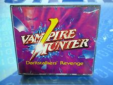 VAMPIRE HUNTER Darkstalkers Revenge - SOUNDTRACK Game Music Audio CD CD MUSICALE