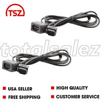 2 For Original Nintendo NES Video Game System Controller 6' Extension Cable Cord
