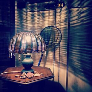 Table Lamp Shabby Chic