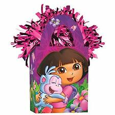 Dora Flower Adventure Kids Birthday Party Decoration Gift Bag Balloon Weight