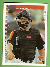 1995 AUSTRALIAN BASEBALL CARD #24  MICHAEL  MOYLE, PERTH HEAT