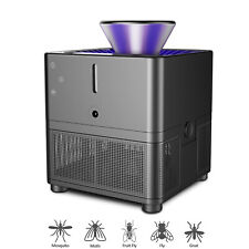 Bug Lamp Trap USB Portable with Temperature Humidity and CO2 Generating Systerm