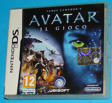 Avatar - Nintendo DS NDS - PAL
