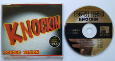 █▬█ Ⓞ ▀█▀  Ⓗⓞⓣ Knocking  Ⓗⓞⓣ Double Vision Ⓗⓞⓣ 4 Track CD  Ⓗⓞⓣ