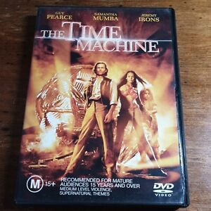 The Time Machine DVD R4 LIKE NEW FREE POST