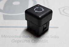 /543/ orig. Mercedes-Benz Drucktaste Umluft Heizung Gebläse Klimaanlage W124