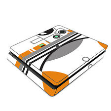 Skin Decal Cover Sticker for Sony PS4 Slim - Star Wars BB-8 BB8