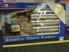 T11 Rivarossi Limited Edition HO-Gauge America Orient Express Train Set