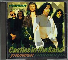 "THUNDER - 5"" CD - Castles In The Sound (CD1) + 8 Page Inlay.  EMI"