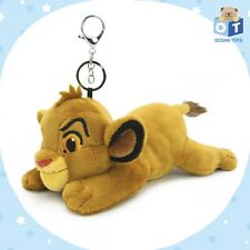"Disney Disney The Lion King Movie Simba Doll Toys Coin Purse Keyring Keychain 6"""