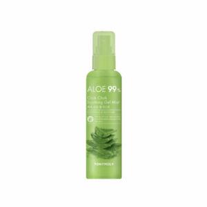 [TONYMOLY] Aloe 99% Chok Chok Soothing Gel Mist - 150ml / Free Gift