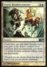 Timely reinforcements FOIL | NM | m12 | Magic MTG