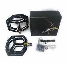 Shimano SAINT PD-M828 SPD Flat Platform Pedals MTB Off Road Bike Black New