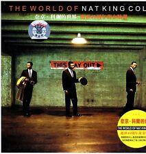 NAT KING COLE - World Of  -DOPPEL-DIGI Japan   ...A63