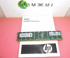 HP ORIGINAL AB566BX 4GB SINGLE RANK PC2-4200 MB/S (DDR2-533) REGx RX2660