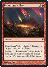4 Brimstone Volley - M-NM - Conspiracy - SPARROW MAGIC - mtg 4x x4