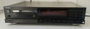Technics SL-P550 CD Player 2 DAC 18 Bit Digital Out *read description*