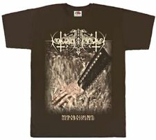 NOKTURNAL MORTUM - Mirovozzrenie / New T-Shirt / L Size Brown / T-Shirts, T Shir