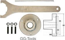 22628 GG-Tools  Spannzangenfutter Aufnahmeflansch 80mm ER25