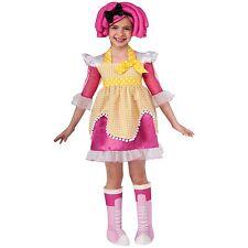 LALALOOPSY CRUMBS SUGAR COOKIE deluxe girls kids toddler halloween costume 2T-4T
