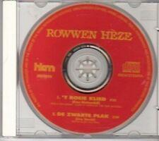 (BC136) Rowwen Heze, 'T Roeie Klied - CD