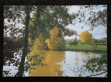 POSTCARD SHROPSHIRE SHREWSBURY - THE GATEWAY - RIVER SEVERN FROM THE TERRACE
