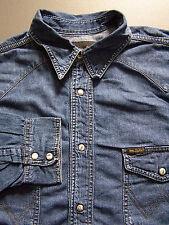 Wrangler Collared Casual Singlepack Shirts & Tops for Men