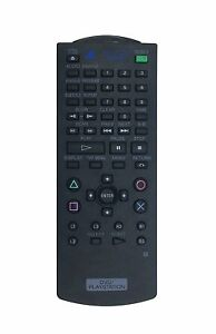 Sony Slim PS2 Media DVD Remote Control Playback SCPH-1042 Built-in Receiver