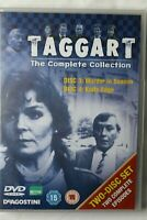 Taggart Disc 4 Knife Edge DVD 1st Class Postage & Same Day Dispatch