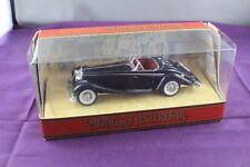 Matchbox Yesteryear YY020A/D 1938 Mercedes-Benz 540K Black MIB