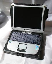 ▲Panasonic Toughbook CF-19 - 2.50GHz Core i5 - 500GB - 8GB RAM - 3G - Touch▲