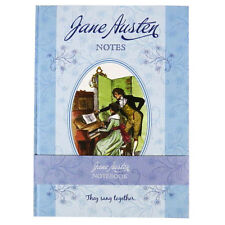 A4 Hard Cover Notebook - Jane Austen Collection - 170 Pages - by R.Frederick