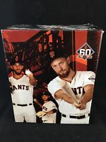 San Francisco SF Giants Heat Reveal Mug 2018 SGA Buster Posey Bumgarner Craw F2